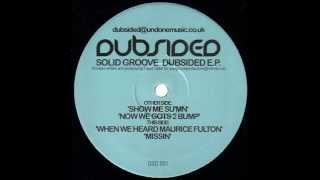 Solid Groove  -  Missin