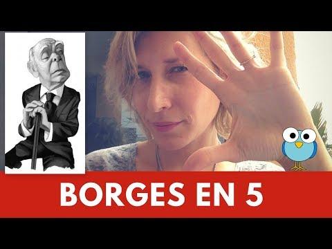 [TOP] 5 Cuentos De Jorge Luis Borges Que Vas A Entender