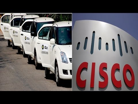 Ola, Cisco to layoff hundreds of their employees