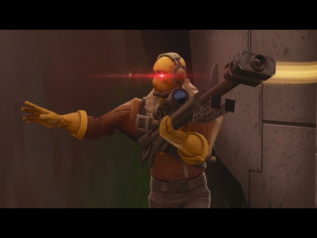 5 Heavy Snipers RAGE