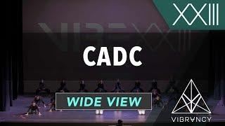 CADC   VIBE XXIII 2018 [@VIBRVNCY 4K]