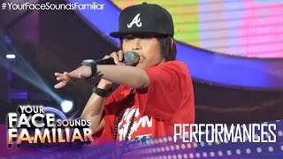 "Your Face Sounds Familiar: KZ as Abra - ""Gayuma"""
