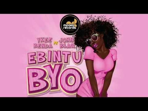 Ebintu Byo (Lyrics Video) ft John Blaq - Ykee Benda
