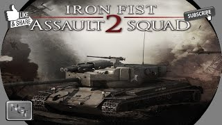 Men of War: Assault Squad 2 Iron Fist - Gamplay & Trailer (HD)