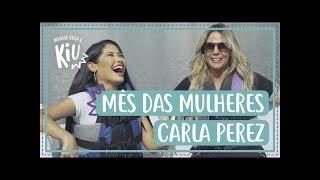 Carla Perez relembra momentos da carreira e fala sobre vida em Orlando | Minha Vida é Kiu | Thay OG