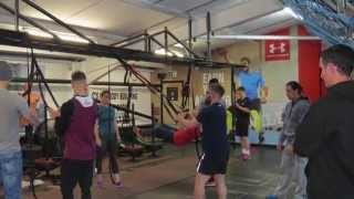 Ko8 & Uts Suspension/resistance Training