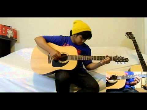 Gitara - Parokya ni Edgar (Cover by Mark Jahziel)