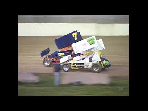 305 Sprints - Fremont Speedway 4.21.2007