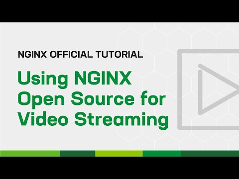 HLS Using NGINX Open Source for Video Streaming and Storage