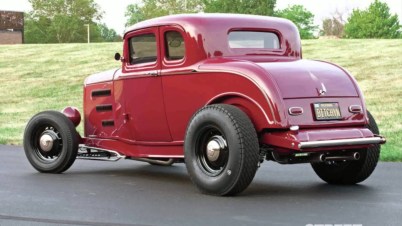 1932 ford coupe - YouTube