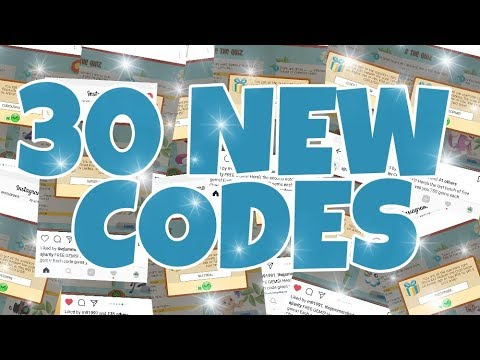 30 NEW AUGUST 2017 CODES *OVER 21 THOUSAND GEMS*