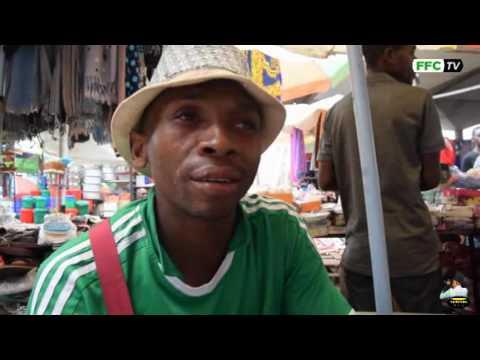 Micro-trottoir  Match  Comores - Maurice  Ndezé fikira za hagnou