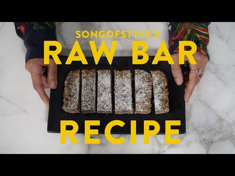 My UPDATED Raw Bar Recipe  Aimee Song