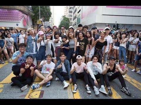 【RecNow】BANG BANG BANG x DADDY x DanceKingdom Flashmob