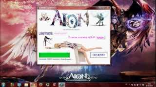Repeat youtube video AION Hack Monete | Working Settembre 2013