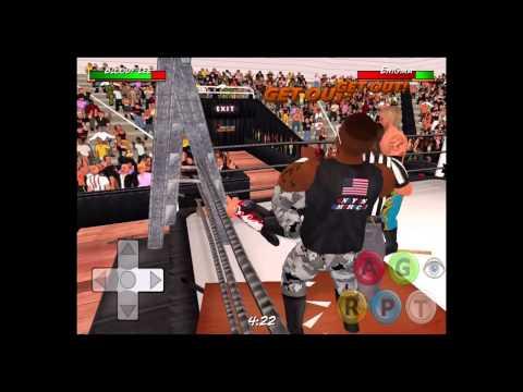 Dudley boyz vs edge and christian wrestling revolution 3d youtube