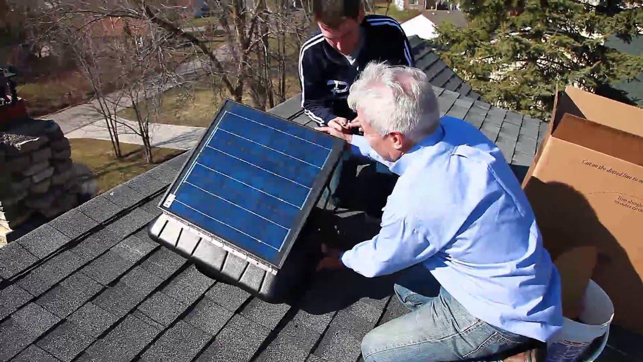 Solar star attic fan complaints - Sunrise Solar Inc The Original Solar Powered Attic Fan