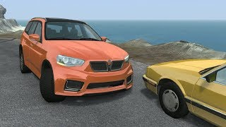 Realistic Car Crashes 14 - BeamNG Drive