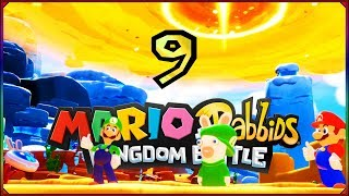 Mario + Rabbids: Kingdom Battle #9 - Gorące mroźne pustkowia.