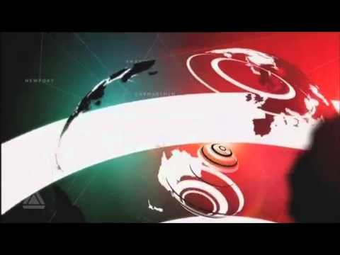 BBC News Wales Today Regional Ident Intro 2012 in HD