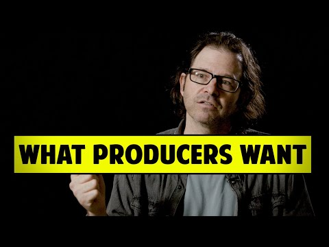 Producers Don't Want To Read Your Screenplay, Here's What They Really Want - Shane Stanley