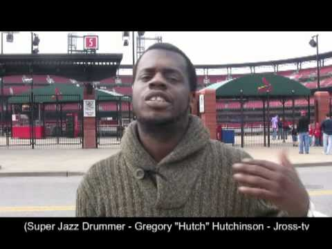 """James Ross @ (Drummer) - Gregory """"Hutch"""" Hutchinson - """"Be A Individual @ Your Craft"""" - Jross-tv"""