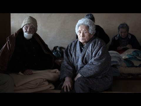 An aging Japan is hurting the country