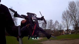 Quadcopter Frame LS-250 Cicada, CC3D, Simonk 12A, ZMR 1804 2400KV