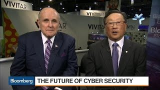 BlackBerry and Giuliani Partners Join Forces