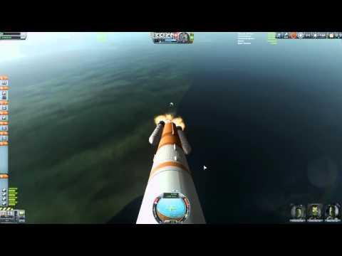 SLS launch 2