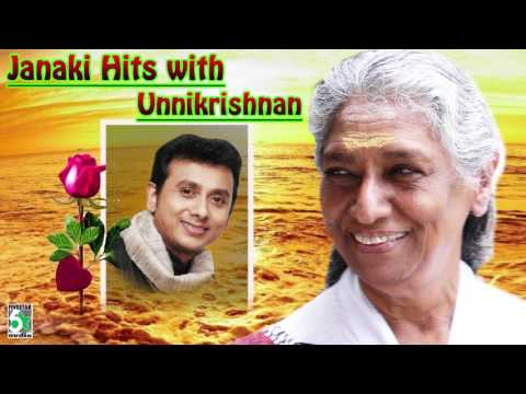 S.Janaki with Unnikrishnan Super Hit Best Love Songs