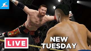 WWE 2K15 - New Tuesday (Shaun & Bryan)