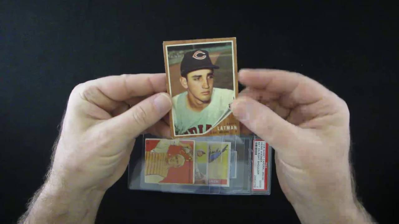 Everything You Need To Know About Grading Vintage Baseball Cards