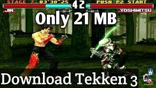 Download How To Download Tekken 3 In Android Device Videos