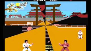 International Karate Theme - Rob Hubbard - Best of C64 Music