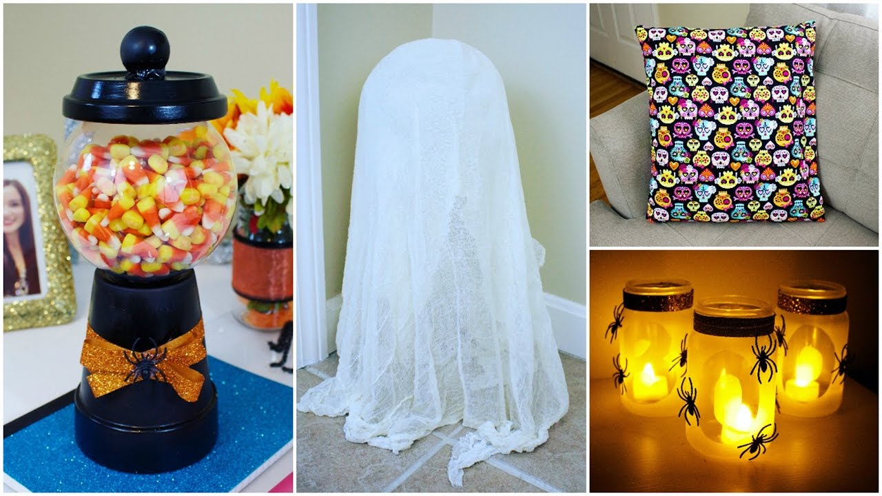 CHEAP AND EASY DIY HALLOWEEN CRAFTS #2