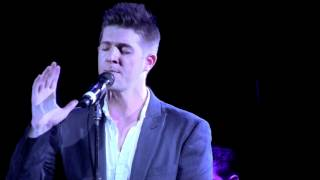 "Eric Michael Krop - ""Turning Tables"" at Broadway Sings Adele"