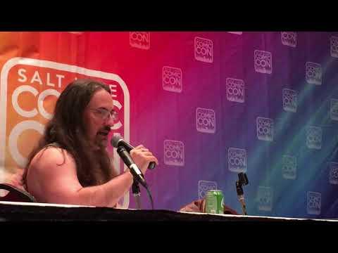 SLCC: Jim Butcher Spotlight Panel
