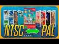 Wii | Convertir juegos de región NTSC / USA a PAL y viceversa