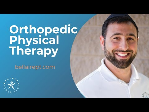 Orthopedic Physical Therapy Specialist