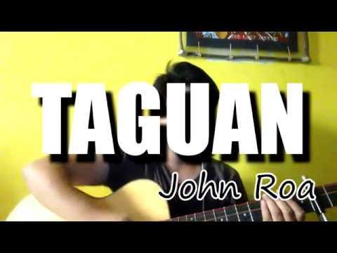 John Roa Taguan Guitar Chords Youtube