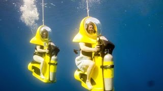 BOSS Underwater Adventure Roatan