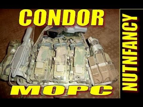 """Condor Modular Plate Carrier: """"All Day Armor"""" By Nutnfancy"""