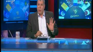 شوبير: اعلان قرارات النادي الاهلي في نص الليل غير مقبولة