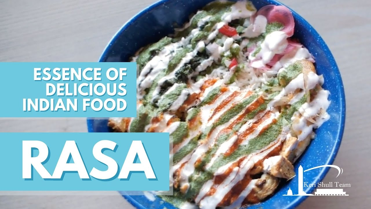 Navy Yard Restaurants: RASA Brings You the Essence of Delicious Indian Food