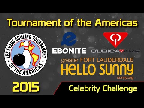 2015 Tournament Of The Americas | Celebrity Challenge | Ft. Lauderdale, FL
