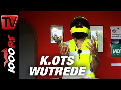 K.OTs Wutrede - Motorradfahrer gegen Motorradfahrer! Wer braucht Feinde, wenn er solche Freunde hat?