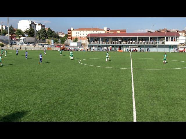 1.Yarı | Merzifonspor 0-0 Erbaa Gençlik Spor