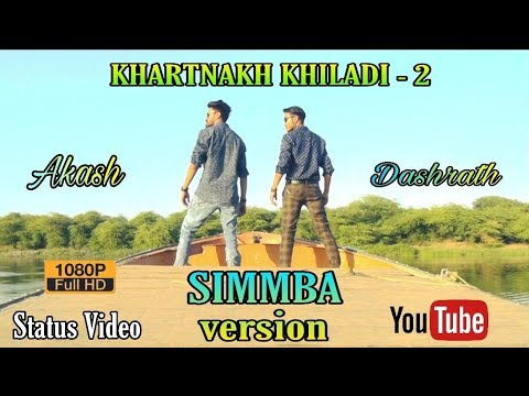 Simmba Theme 2 Video | AKASH TALAR | DASHRATH | TALAR FILM |