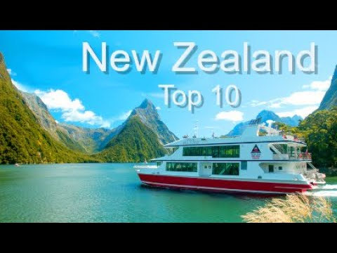 New Zealand Top Ten Things To Do, by Donna Salerno Travel
